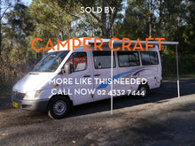 SOLD - 2002 Mercedes Benz Sprinter Motorhome