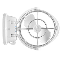 caframo sirocco white fan 1