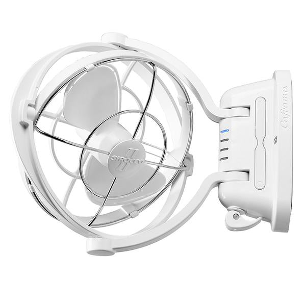 caframo sirocco white fan