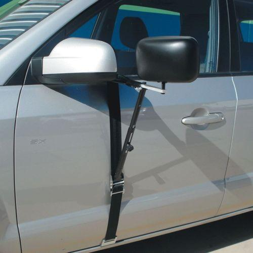 coast door mount towing mirror