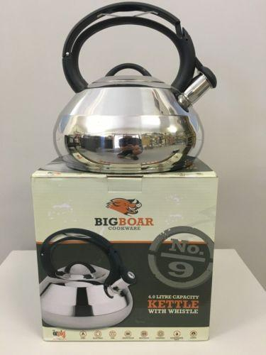 ozpig big no.9 boar kettle 4l capacity