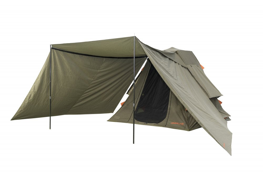 safari awning walls