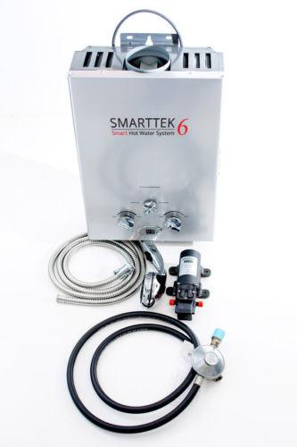smarttek6 portable instant hot water system