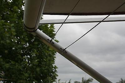 supex awning clothes line