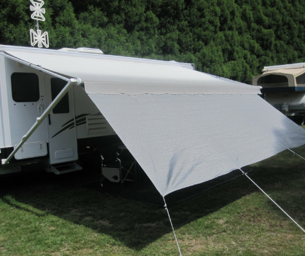supex caravan roll out awning privacy screen