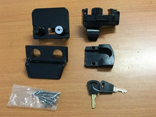 trimatic door lock black