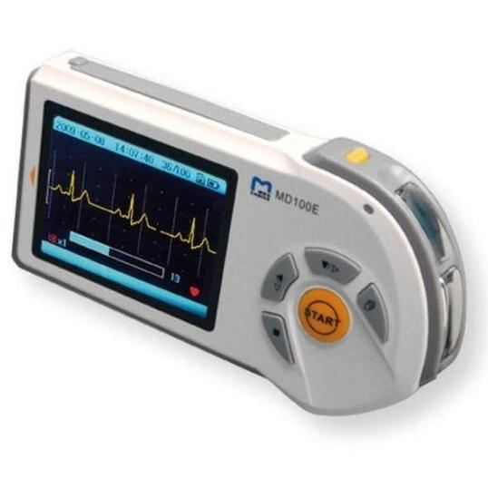 ECG Palmare con Display a Colori - neusan