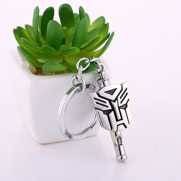 Transformer Key Chain and Whistle