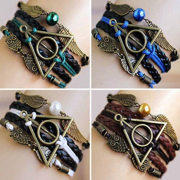 Magnificent Harry Potter Infinity Bracelet