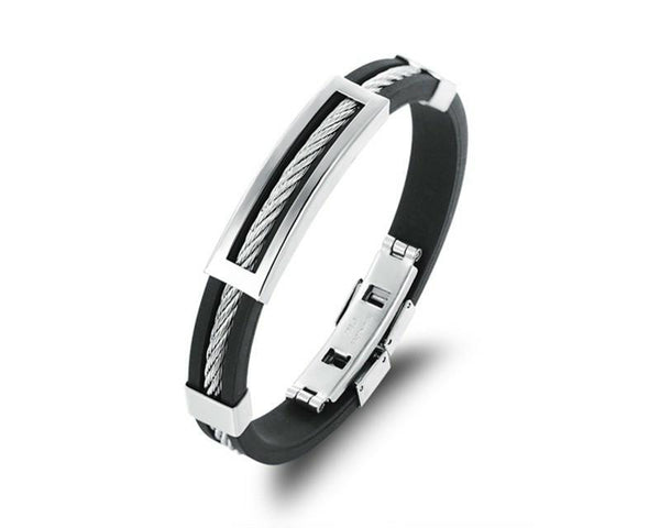 Fashion Stainless Steel Casual Bracelet