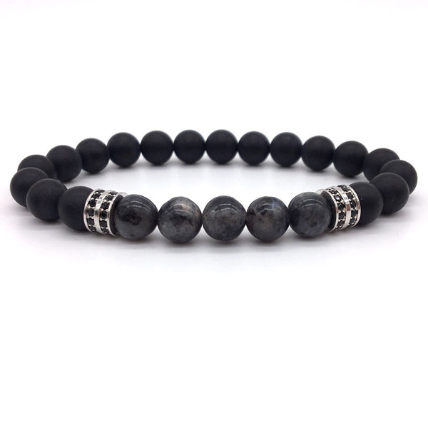 High Quality Natural Stone Matte Bead