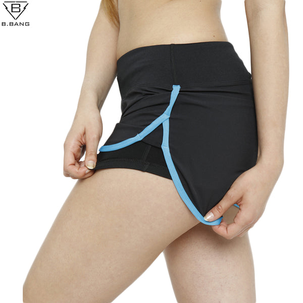 Quick Dry Fitness Elastic Shorts