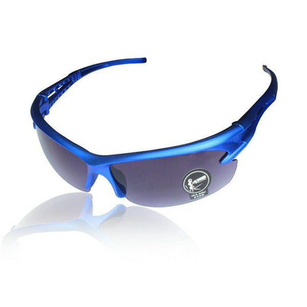 Sports Glasses and Sunglasses Outdoors