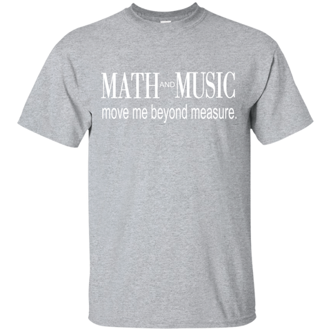 Math And Music Move Me Beyond Measure