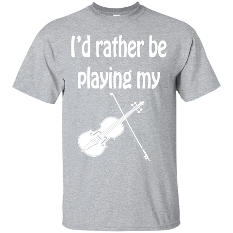 I'd Rather Be Playing My Musical