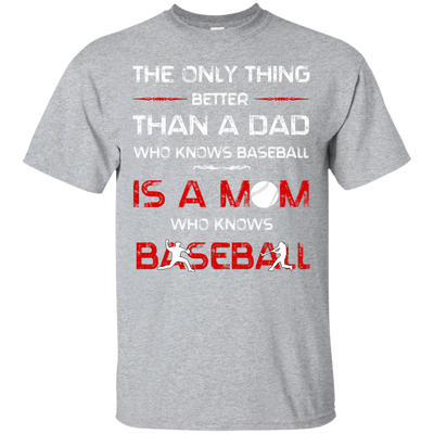 Is A Mom Who Knows Baseball