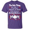 Who Knows Baseball Is a Mom