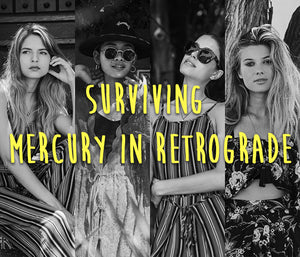 Surviving Mercury Retrograde