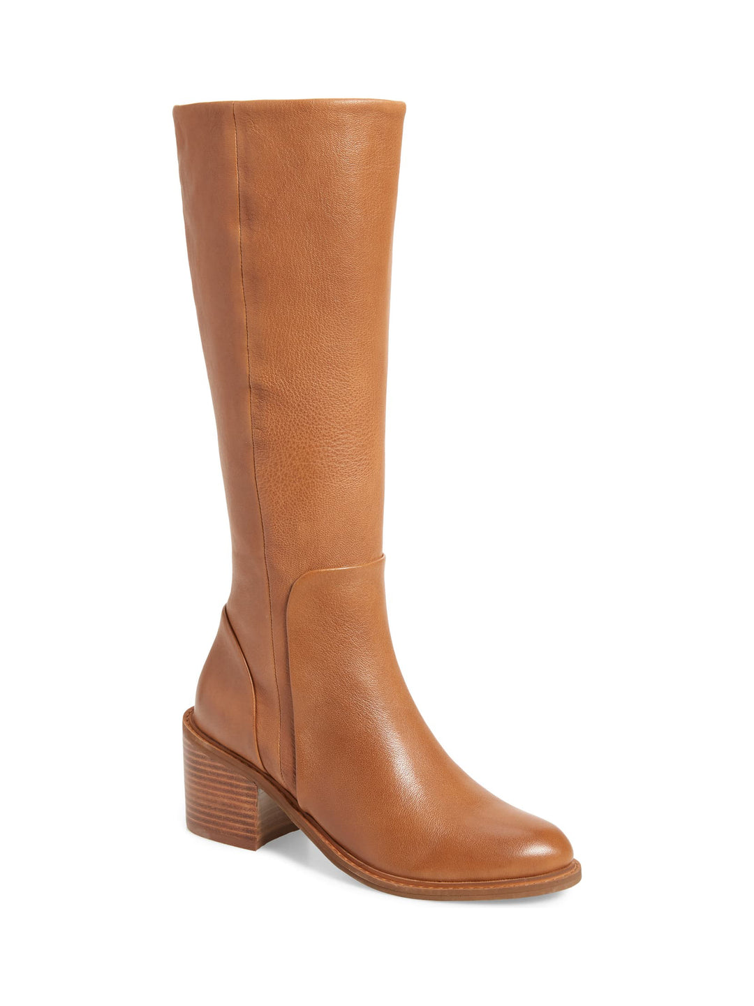 Avon Natural Tall Leather Boot