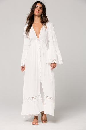 Baja Lace Duster Maxi Dress Master 3