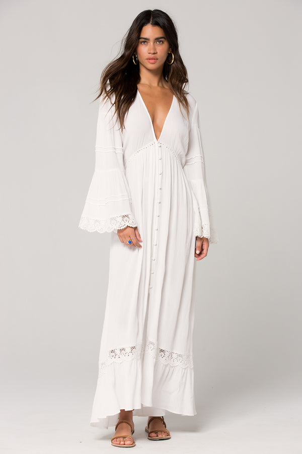 Baja Lace Duster Maxi Dress Master 2