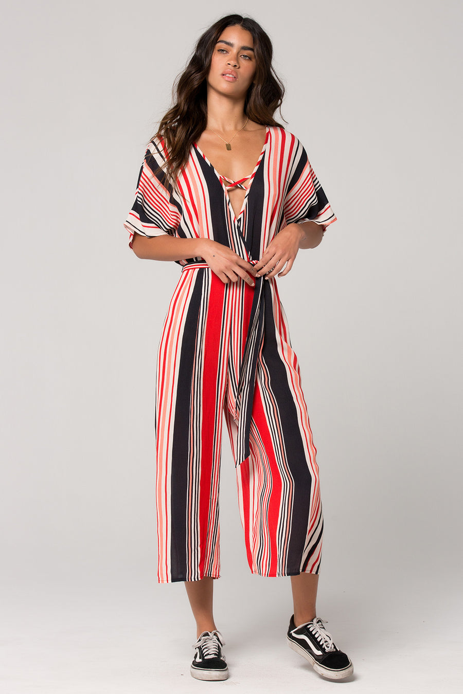 Cape Town Stripe Jumpsuit Master