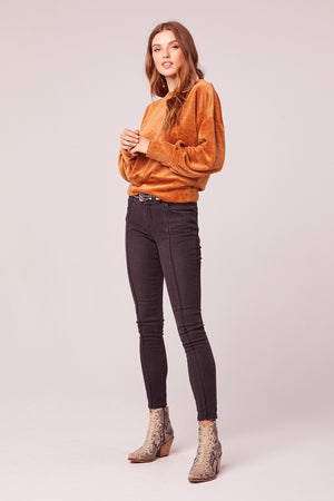 Dark Star Caramel Sweater