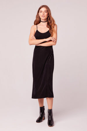 Dix Velvet Slip Dress Master