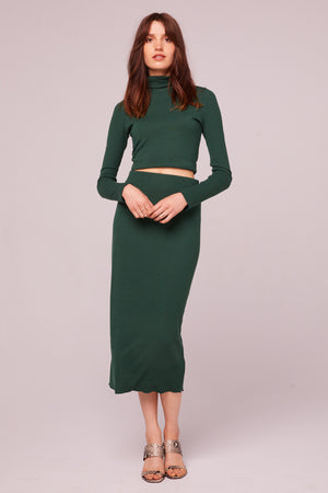Fairfax Ribbed Pencil Skirt Master