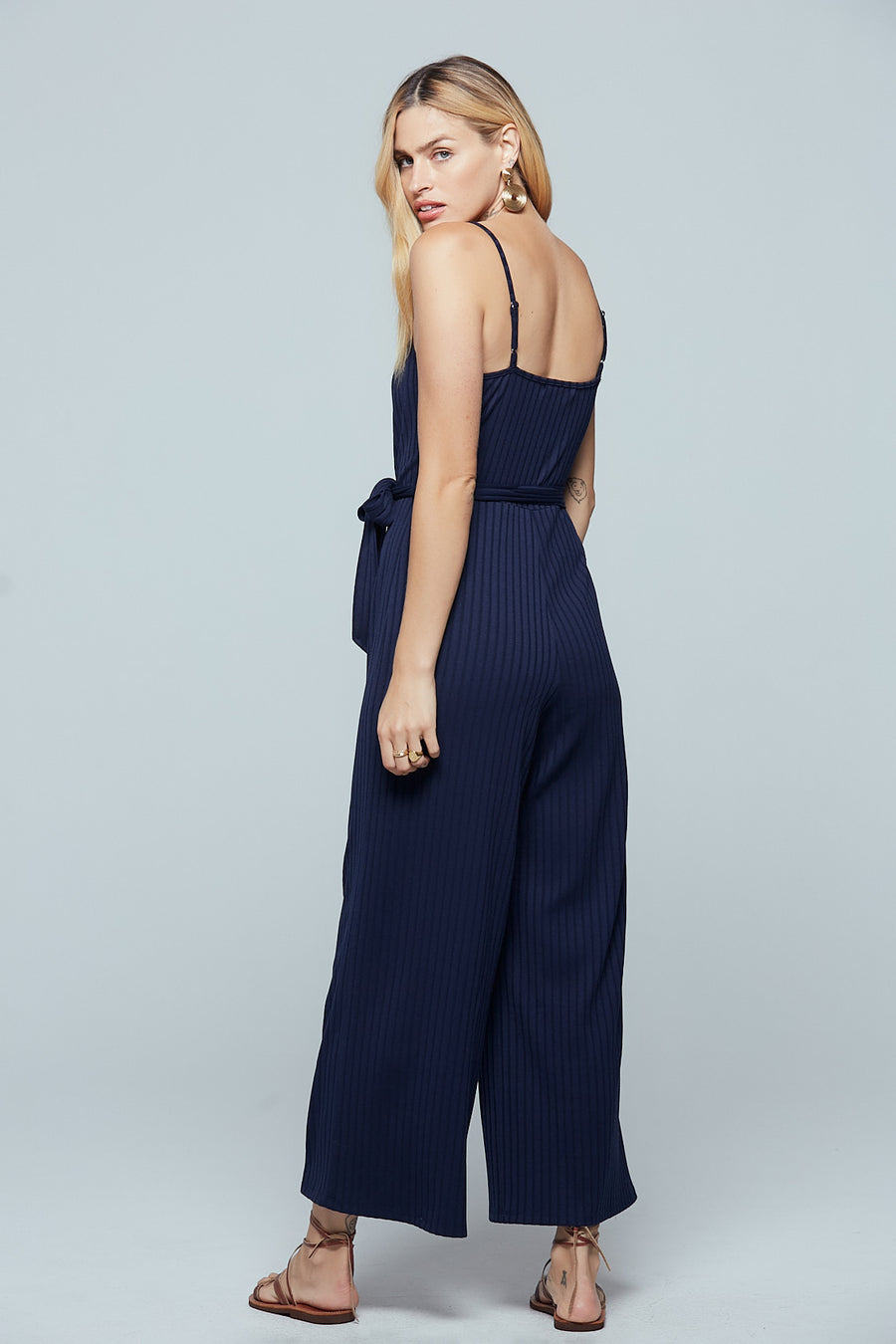 Journey Rib Knit Jumpsuit Master