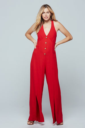 Manila Wide Leg Jumpsuit