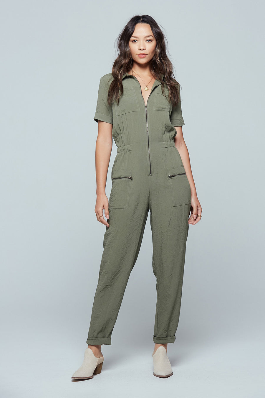 Nine Mile Utility Jumpsuit Master