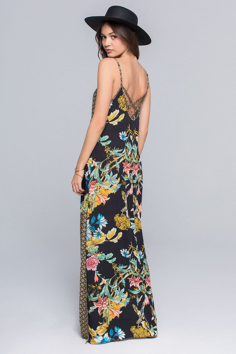 Candice Maxi Dress Back