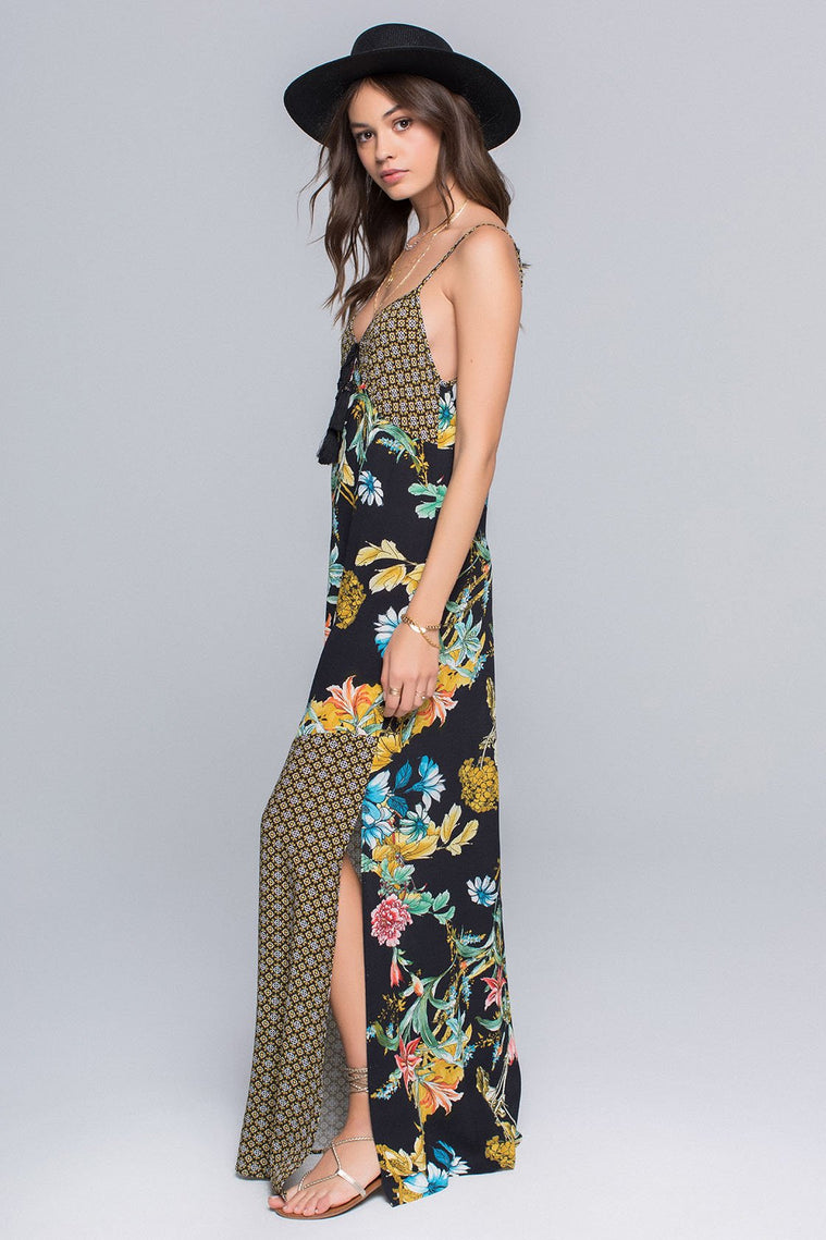 Candice Maxi Dress Side