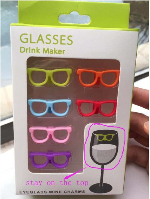 Glass Markers