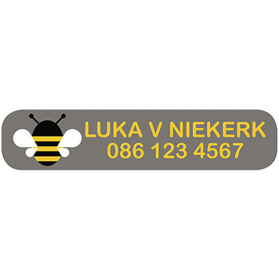 Bumble Bee Big Label