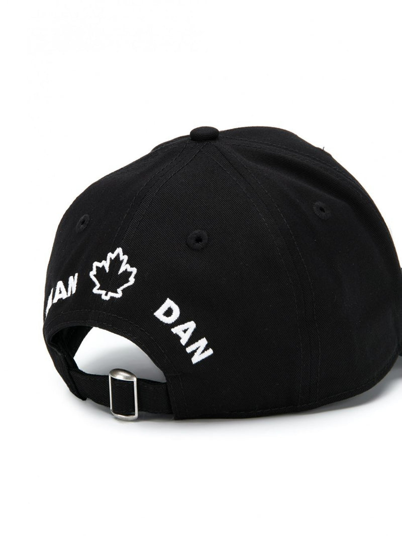 Dsquared2 Mirrored Logo Cap