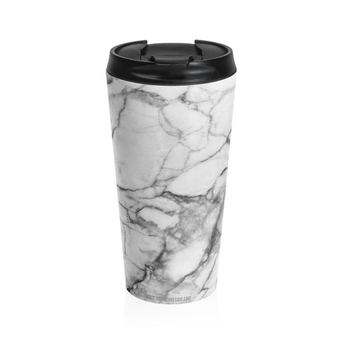 MarbleUs I Lidded Travel Cup - BOSSMOVESINC BOUTIQUE