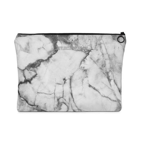 Carry All Pouch - MarbleUs I - BOSSMOVESINC BOUTIQUE