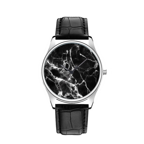 MarbleUs II WaterResistant Watch - BOSSMOVESINC BOUTIQUE