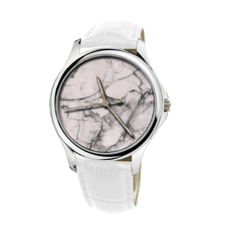 [EOW] MarbleUs I Watch (Wht) - BOSSMOVESINC BOUTIQUE