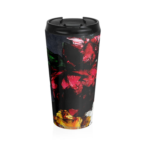#BOSSMOVES Floral Travel Cup II - BOSSMOVESINC BOUTIQUE