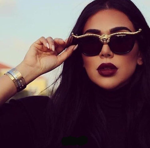 HER LionBrow Dark Shades - BOSSMOVESINC BOUTIQUE