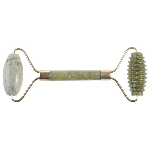 Jade Dual Smoothing & Pressure Point Healing Facial Roller - BOSSMOVESINC BOUTIQUE