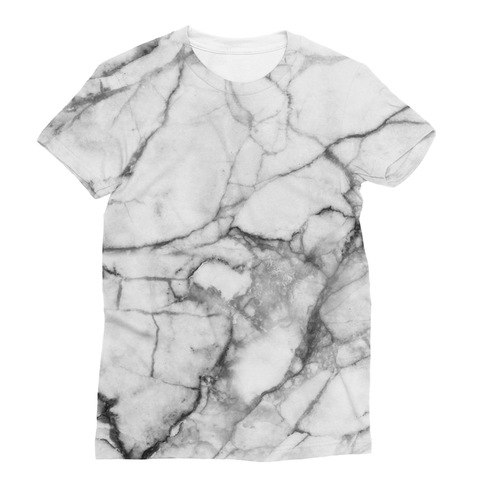 [HIS] MarbleUs I Tee - BOSSMOVESINC BOUTIQUE