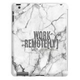 REMOTE[LY] MarbleUs I Tablet Case - BOSSMOVESINC BOUTIQUE