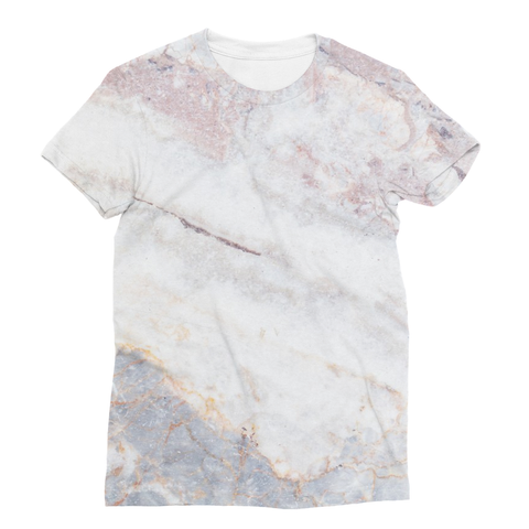 MarbleUs V Sublimation T-Shirt - BOSSMOVESINC BOUTIQUE