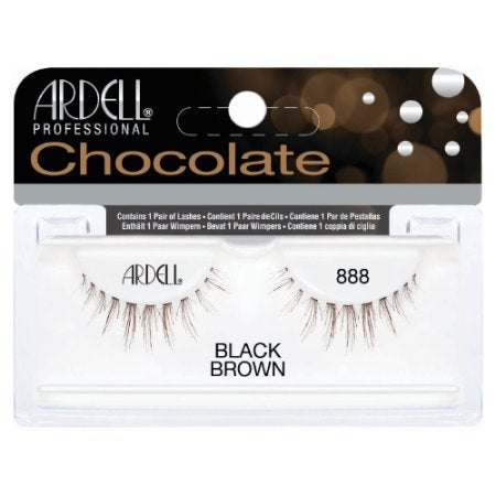 Ardell Professional Chocolate Black Brown #888