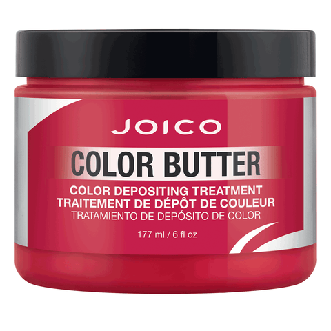 Joico Color Intensity Color Butter Red, 6oz/177mL