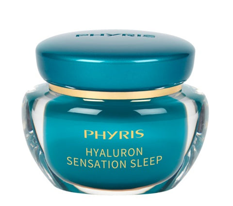 Phyris HYALURON SENSATION SLEEP hydro active, 50ml/1.7oz
